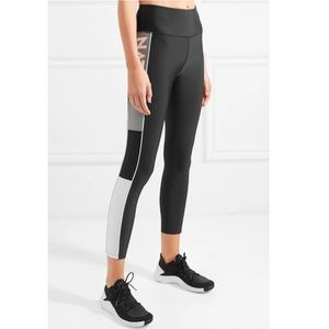 PE Nation The Element Striped Stretch Leggings S